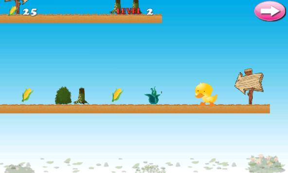 Chick Run screenshot 1