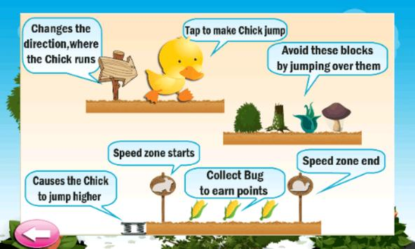 Chick Run screenshot 4