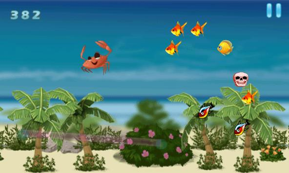 Crab Hunger apk screenshot