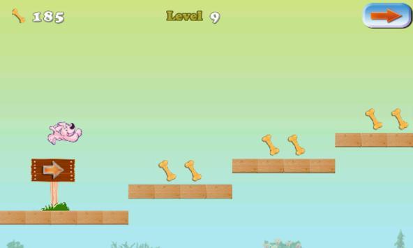 Dog High Jump apk screenshot