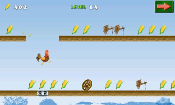 Hungry Chicken screenshot 3