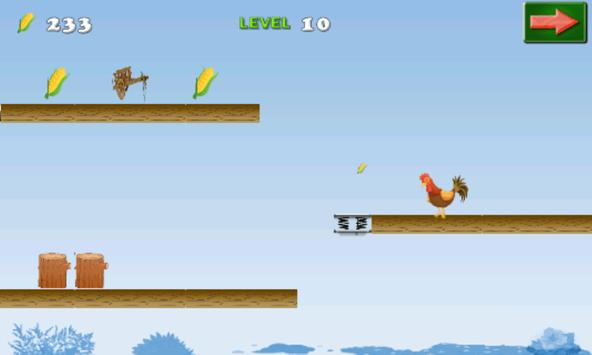 Hungry Chicken screenshot 2