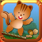 Jump Squirrel icon