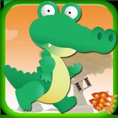 Jumping Croc icon