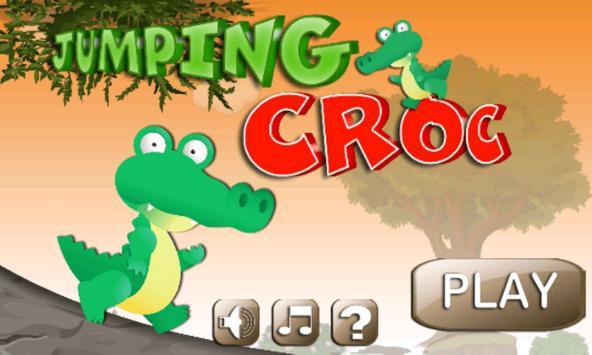 Jumping Croc screenshot 3