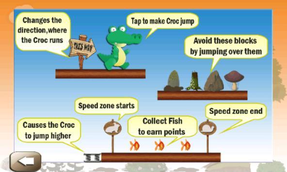 Jumping Croc screenshot 4