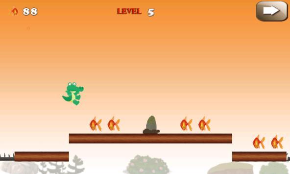 Jumping Croc screenshot 6