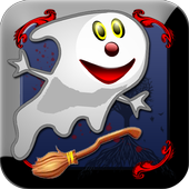 Jumping Ghost icon