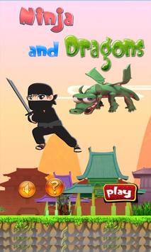 Ninja and Dragons screenshot 4