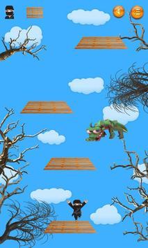 Ninja and Dragons poster