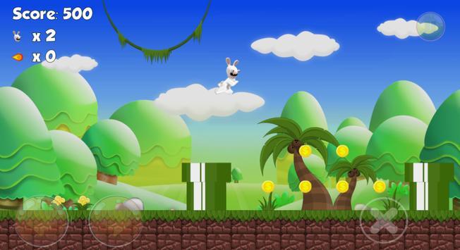 Rabbid Troll invasion Rabbit adventure screenshot 13
