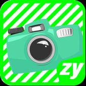 Selfie Zy Camera icon