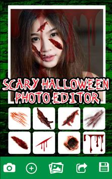 Scary Halloween Photo Editor apk screenshot