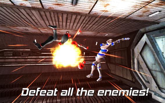 Ragdoll Gravity Fight screenshot 3