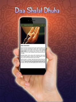 Doa Sholat Dhuha Offline screenshot 3