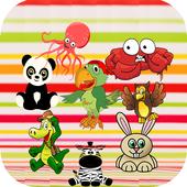 jeu de mémoire pour enfants icon