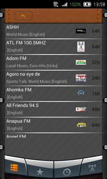 Ghana Radio apk screenshot
