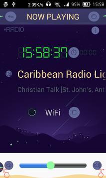 Radio Antigua Barbuda poster