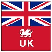 Radio UK - Radio England icon