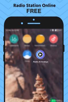 Al Arabiya 99 FM Dubai App Station Free Online screenshot 1