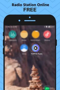 TOPP 40 Dab Radio Norge App Station Free Online screenshot 2