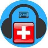 Rouge FM Radio CH App Station Free Online icon