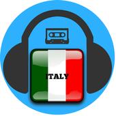 Radio 80 Italy Padova App  Music 80s Free Online icon