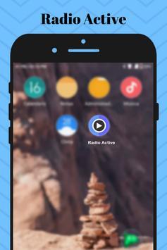 Radio Active Music app Free online screenshot 1