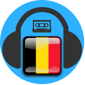 Radio Belgium Be One Hits Pop Rock App Free Online icon