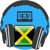 Radio Jamaica Jaradio HIP HOP  POP REGGAE App Free icon