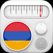 Radios Armenia on Internet icon