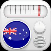 Radios Australia on Internet icon