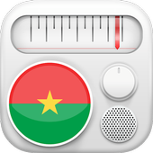 Radios Burkina Faso - Internet icon