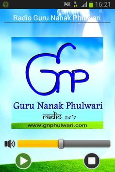 Radio Guru Nanak Phulwari poster