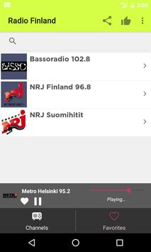 Radios de Finlandia - Internet apk screenshot