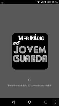 Rádio Só Jovem Guarda WEB Cartaz
