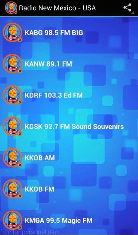 Radio New Mexico 2
