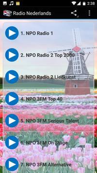 Radio Netherlands screenshot 3