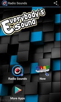 Radio Sounds poster