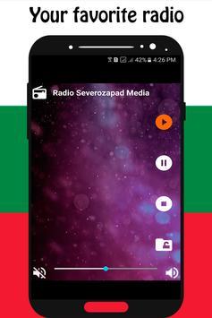 Radio Severozapad Media Bulgaria - radio free screenshot 3