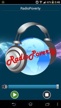 RadioPoverty poster