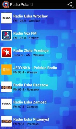 Radio Poland for Android - APK Download