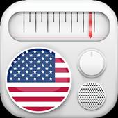 Radios Estados Unidos Internet icon