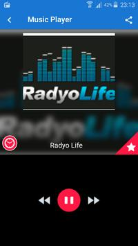 Radyo Life Adıyaman apk screenshot