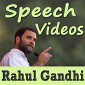 Rahul Gandhi Speech VIDEOs icon