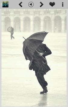 Rain wallpapers poster