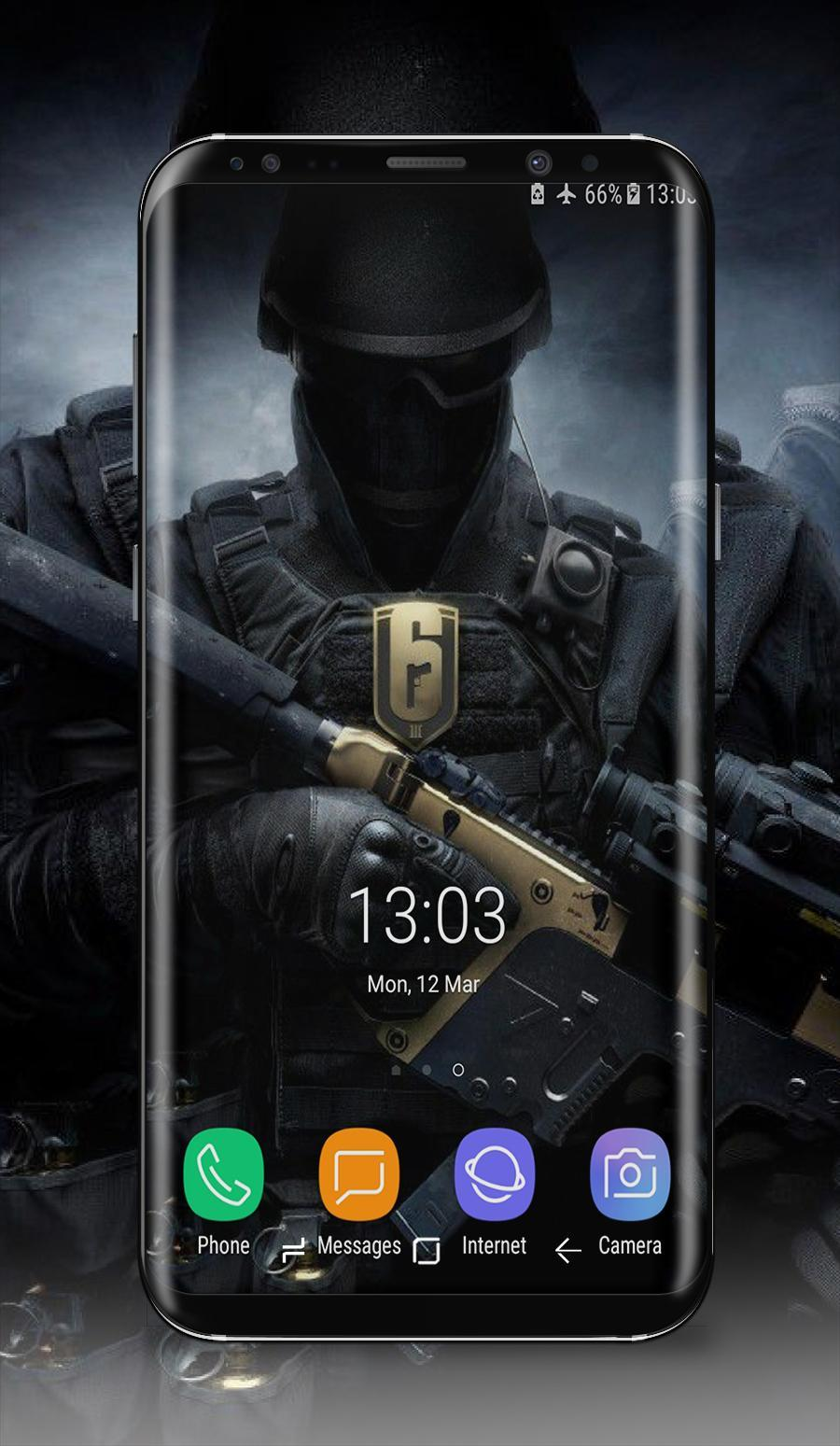 Rainbow Six Siege Wallpaper Background 4k For Android Apk Download