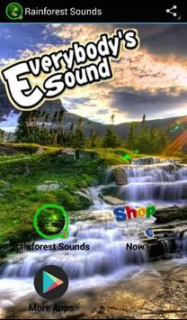 Rainforest Sounds poster