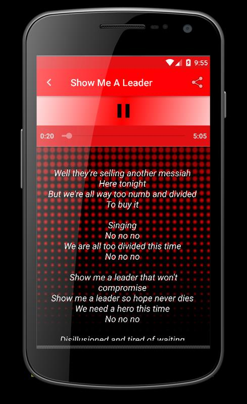 Show me a leader | alter bridge – download and listen to the album.