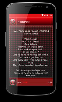 Calvin Harris Rollin Song apk screenshot